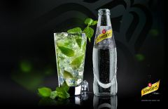 Schweppes Mojito Photography art direction by Nicolas Jandrain